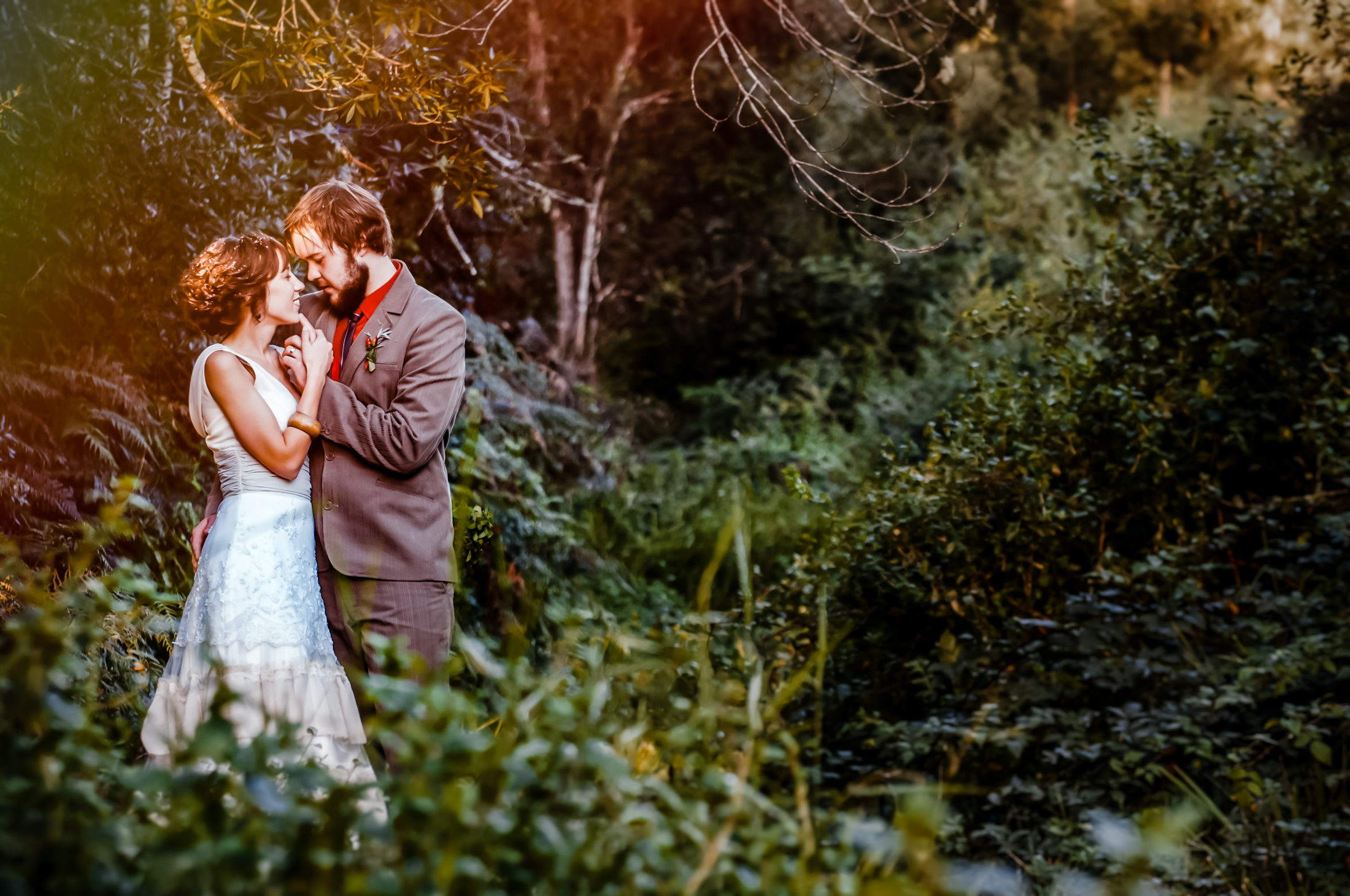 Forest Wedding venues in the Garden Route