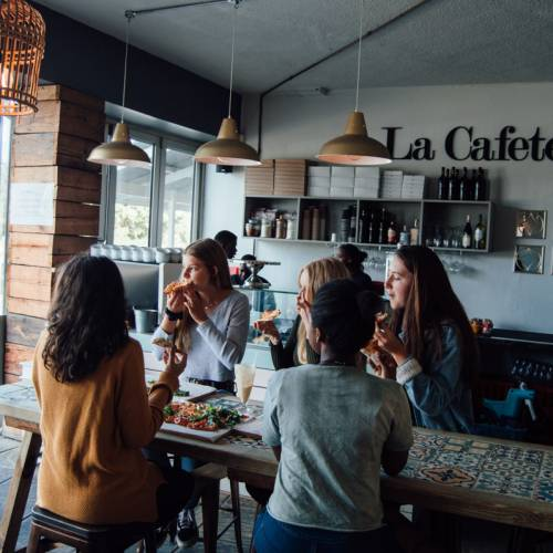 Win a delicious lunch at La Cafeteria Plettenberg Bay worth R500!