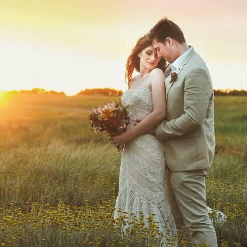 Gondwana Game Reserve Wedding