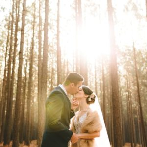 Garden Route Forest Wedding