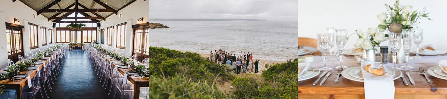 Garden Route beach wedding venues
