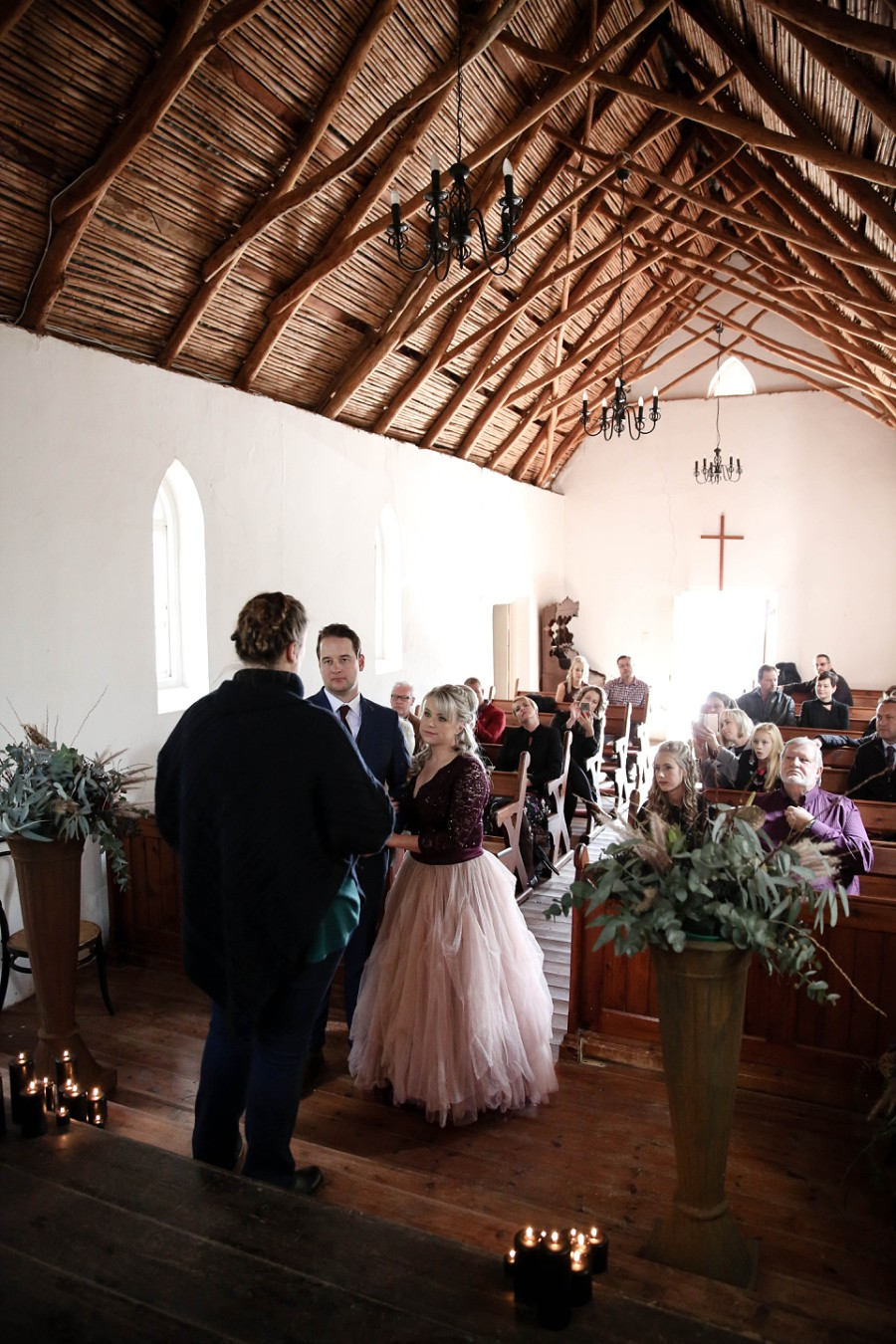 Contemporary Karoo Wedding