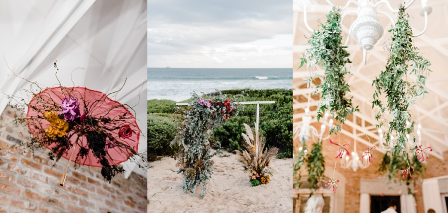 Seeplaas beach wedding