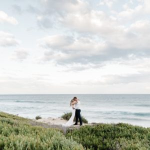 Seeplaas beach wedding by Liezel Volschenk